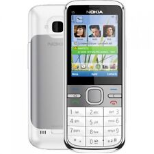 Nokia C5-00 5MP Camera LED flash 3G/HSPA Network 1050mAh (Grey)