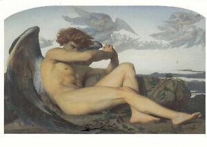 Postkarte: Alexandre Cabanel - Gefallener Engel / 1847
