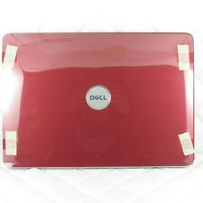 DELL INSPIRON 1525 LCD REAR COVER WITH HINGES RED TY059 0TY059