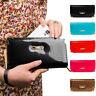 VanGoddy Women Patent Leather Clutch Purse Card Holder Case Phone Wallet Handbag