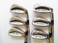 Set of 6 Ben Hogan Edge C·F·T Irons 5-9+P - Apex 4 Steel Shafts - Right Handed