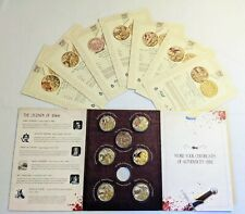 More details for 1066 the battle of hastings 950th anniversary coin collection (7/8)