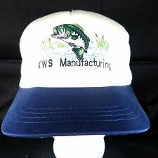 KWS Manufacturing Snapback Hat Cap OSFA Yupoong Embroidered