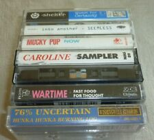 NYHC Cassette LOT hardcore SHELTER into another 76% UNCERTAIN underdog PRO PAIN