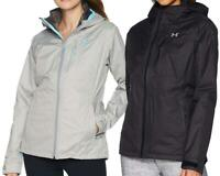 UNDER ARMOUR PRIME JACKET 3-in-1 w/Insulated Liner Womens S-M-L-XL Black / Steel
