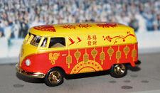 1960's vw volkswagen PANEL bus van 1/64 SCALE diecast GREENLIGHT chinese new