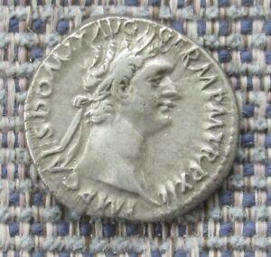 DOMITIAN  Roman silver denarius