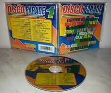 CD DISCO PARADE 1 - CORONA MOBY G.E.M.