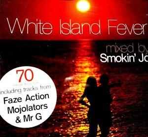 White Island Fever - Mixed By Smokin' Jo  - CD, VG