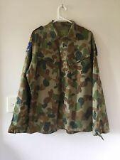 Commando Australian Army Cadet Corps Field Shirt Jacket Long Sleeve Size L