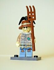Lego Minifigure Series 11 Scarecrow - Loose, Complete, Authentic LEGO