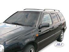 DVW31132 VW GOLF 4 mk4 5doors 1997-2004 wind deflectors 4pc TINTED HEKO