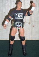 WWE WRESTLING FIGURE MATTEL ELITE RANDY ORTON WITH SHIRT & CHAMPIONSHIP BELT