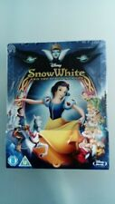 snow white and the seven dwarves blu ray steelbook New