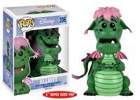 Elliott das Schmunzelmonster Pete´s Dragon POP! Disney #206 Vinyl Figur Funko