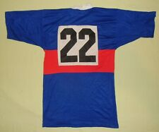 "Blackburn RUFC / #22 1990's Home - HALBRO - MENS rugby Shirt / Jersey. 38"" (XS?)"