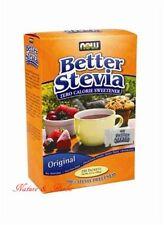 Better Stevia Zero Calorie Sweetener 100 Packets