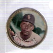 1964 Topps Coin Insert - #14 Juan Pizarro Chicago White Sox