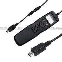 Timer Remote Shutter +2.5mm Adapter Cord for Olympus E620 E520 E510 E450 EP2 EP1