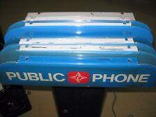 "Public Payphone Diffuser Lens List 31 ""Sardine Can"" Enclosure Lens Public Phone"
