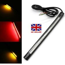 48 LED Flexible SMD Strip Motorcycle Car Stop Tail Turn Signal Brake Light 12V
