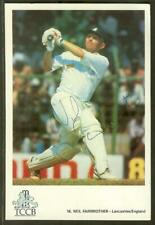 New listing Signed Cricket Postcard - Neil Fairbrother, Lancashire and England Player.