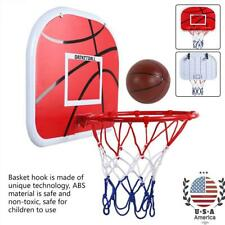 Mini Basketball Hoop System 52cm Kids Indoor Outdoor Sports Net Goal with Ball