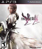 Final Fantasy XIII-2 PS3 - Black Label