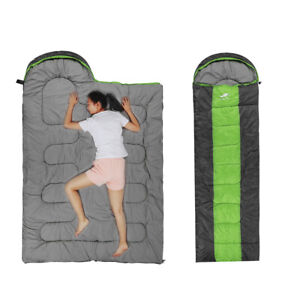 Tragbarer Schlafsack Mumienschlafsack Frozen Mummy -10°C-15°C Outdoor Camping DE