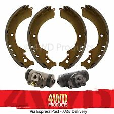 Brake Shoe & Wheel Cylinder SET - Daihatsu Rocky (84-93) Feroza (88-98)