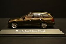 Mercedes Benz E-class T-model S212 2009 dealer edition in scale 1/43
