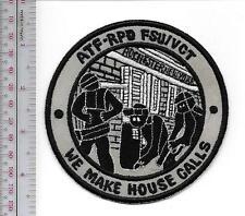 ATF New York Buffalo & Rochester Field Office Rochester PD FSU - VCT New York gr