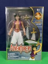 """Disney Adventures ALADDIN 12"""" Action Figure Fully Poseable, Store Exclusive"""