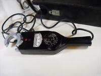 Bakelite Electrical Prop GE WATTMETER Type AK-2 Hook-On Untested