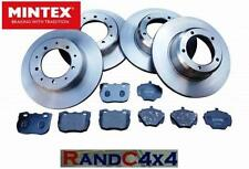 Mintex Car Brake Component Packages