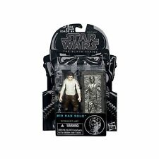 STAR WARS BLACK SERIES: HAN SOLO (with CARBONITE BLOCK) - #19