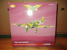 Corgi Aviation 1/72 Junkers JU-87B-2 , Immelmann ,Cyrenaica 1941 Limited AA32510