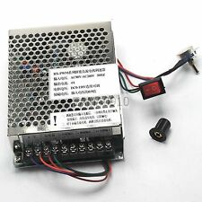 HX-PWM AC90V-260V Input DC0-110V Output 4A 300W DC Motor Speed Controller Driver