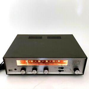 Realistic Pro-1 Patrolman Crystal Receiver VHF Monitor AM FM Vintage