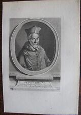 ARNAUD D'OSSAT CARDINAL ( 1537 -1604), PORTRAIT