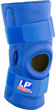 LP 710 Hinged Neoprene Knee Stabilizer Support With Metal Hinges Ligament Brace
