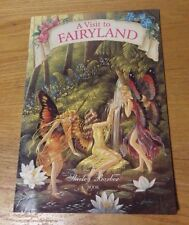 RARE Edition      A Visit to FAIRYLAND A SHIRLEY BARBER BOOK  softcover  1864630