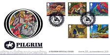 2002 Rudyard Kipling-Benham PILGRIM ufficiale (PR) - LA FARFALLA H / S