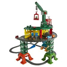 Fisher Price Thomas & Friends Super Station Trackset Tidmouth Sodor TrackMaster