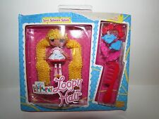 Mini Lalaloopsy Loopy Hair Spot Splatter Splash Slightly Damaged Package