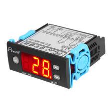 EW-801 Digital Solar Water Heater Temperature Controller Thermostat w/ Sensor el