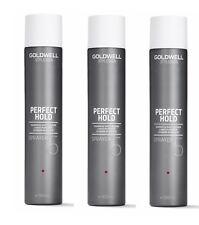 3 x Goldwell PERFECT HOLD SPRAYER 500 ml = 1500 ml deutsche Produkte