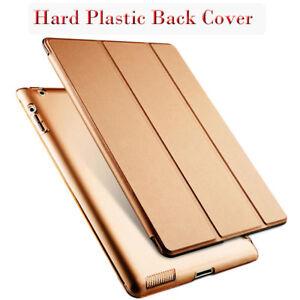 "For Apple iPad 5/6th 9.7"" 7/8th 10.2"" Air Pro mini Slim Leather Case Smart Cover"