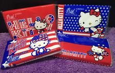 Cute Hello Kitty Tissue Paper Facial Travel Kit Napkin American Style Rare Gift