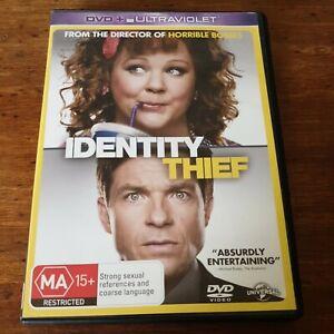 Identity Thief DVD R4 Like New!